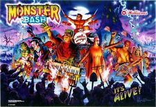 Monster bash flipper multi-effet translite light mod