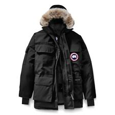 Canada Goose Mens Expedition Parka Graphite 4660M Size M (Medium)