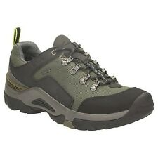 Clarks Men ** OUTRIDEMOX GTX ** OLIVE , CUSHION PLUS Rock ** UK 8,,9,9.5,10,11 G