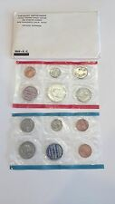 1969 United States US Mint Uncirculated Coin Set