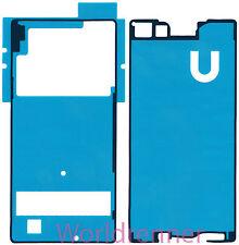 Set Adhesivo Pegatina Tapa Trasera Display Back Adhesive Sony Xperia Z3+ Plus Z4