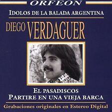 Balada Argentina by Diego Verdaguer (CD, Sep-2003, Orfeon)