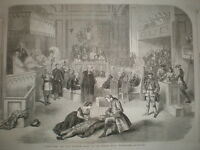 Play Print Effie Deans Theatre Royal Westminster London 1863 print and article