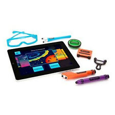 NEW GENUINE GRIFFIN CRAYOLA CREATIVE KIDS DIGITOOLS ULTRA PACK FOR IPAD GC35976