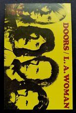 Doors L.A.WOMAN Allemagne Cassette Elektra
