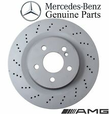 Mercedes W211 S211 E55 E63 W219 CLS55 CLS63 AMG Rear Disc Brake Rotor GENUINE