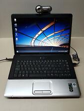 Compaq Presario CQ50 Athlon X2 QL-60 3GB 160GB Windows 7 Pro WEBCAM MORE TESTED