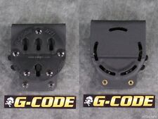 NEW G-CODE RTI HOLSTER ROTATING TACTICAL BELT MOUNT PLATFORM ADAPTER BLACK