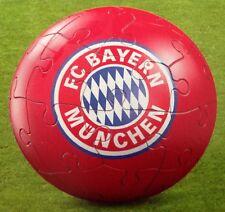FC Bayern München Ravensburger Puzzle Ball 3D Fußball Bundesliga Ø5cm