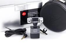 Leica 14634 Microphone Adapter Set // 29183,3