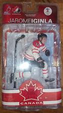 McFarlane NHL Series Jarome Iginla Team Canada 2010 Hockey su ghiaccio personaggio