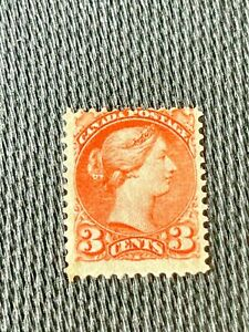 Antique Canada Stamp Scott #41 MNH CV$70