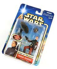 Star Wars Attack of the Clones Padme Amidala Corsucant Attack Figure, Hasbro