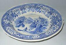 Villeroy und Boch V&B Burgenland blau alter Suppenteller 25 cm Dm Motiv Mutter