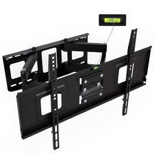 "TV Wall Mount Bracket Cantilever Tilt Swivel LCD LED Plasma 32""-65"" Vesa 600x400"