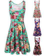 Unbranded Polyester Summer/Beach Floral Clothing for Women