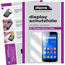6x dipos Huawei Honor Holly Film de protection d'écran protecteur cristal clair