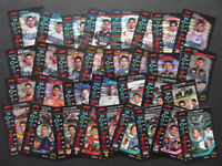 TOPPS F1 TURBO ATTAX COMPLETE 32 FOIL CARD SET 142-173