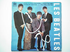 Les Beatles 45Tours EP vinyle I Want To Hold Your Hand / I Wanna Be Your Man