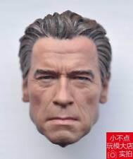 1/6 custom head sculpt Terminator Genisys T-800 Guardian Arnold Schwarzenegger