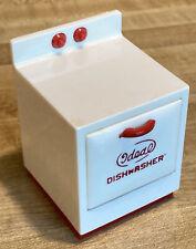 Vintage Ideal  Dollhouse Furniture Plastic Dishwasher, used