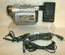 PANASONIC PV-DV51D MiniDv HD Palmcorder Camcorder WORKING