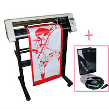 """24"""" Vinyl Sign Sticker Cutter Plotter with Contour Cutting Function & WinPCsign"""