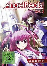 Angel Beats! - Vol. 3 von Seiji Kishi   DVD   Zustand gut