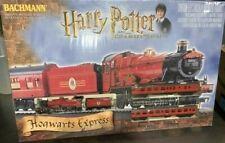 Bachmann Harry Potter Chamber Of Secrets Hogwarts Express HO Train Set NIB (2019