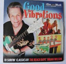 GOOD VIBRATIONS PROMO CD BY THE BEACH BOYS BRIAN WILSON 10 TRACKS