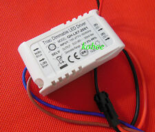 7-20x1W 350mA Constant Current LED Dimmable Driver Power Supply AC185-277V 1pcs
