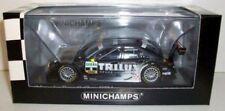 Coches de carreras de automodelismo y aeromodelismo MINICHAMPS Ralf Schumacher escala 1:43