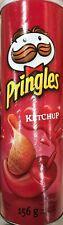 PRINGLES KETCHUP POTATO CHIPS 156gr FREE SHIPPING
