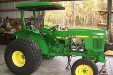 JOHN DEERE 1050 TRACTOR. ( PARTING OUT )    FLYWHEEL    .ONLY