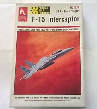 KIT HOBBY CRAFT 1:72 AEREO F-15 INTERCEPTOR U.S.   ART   HC1333