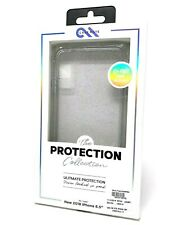 New CaseMate Protection Collection Case for iPhone XS Max Sheer Crystal Clear
