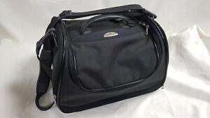 Samsonite  Over the Shoulder Carry On Bag - Dark Gray Grade A approx 38 x 26 x 2