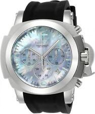 Relojes de pulsera Quartz de acero inoxidable cronógrafo