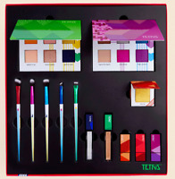 Tetris x IPSY Collection Eyeshadow Brushes Lip Gloss Lip Balm Highlighter