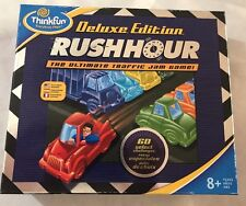 Deluxe Edition Rush Hour - The Ultimate Traffic Jam Game! - 60 Select Challenges