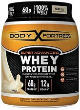 Suplemento de Proteinas 100% Natural Para Batidos - Para Aumentar Masa Muscular