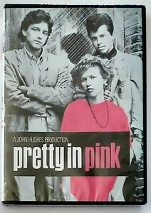 Pretty in Pink [DVD] Molly Ringwald,  Andrew McCarthy.  John Hughes Production.