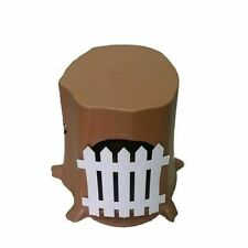 Plastic Dog House Small Pet Puppy Dog House Home Shelter Kennel-Easy Assembly