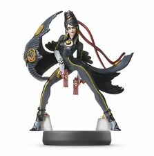 Amiibo Bayonetta 2P Fighter Super Smash Bros. for Nintendo Wii U from Japan