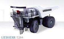 Conrad 2765 Liebherr T264 Mining Truck - White 1/50 Diecast Brand-new MIB
