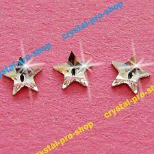 Genuine Swarovski 2816 Rivoli Star Flatback (No Hotfix) Rhinestones crystals