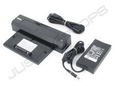 Dell Precision M4500 M4600 USB 2.0 Port Replicator Docking Station Inc 130W PSU