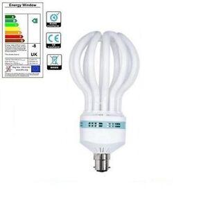 105W LIGHTBULB LAMP COOL DAYLIGHT BAYONET BULB B22 ENERGY SAVER