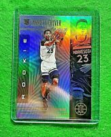 JARRETT CULVER PRIZM ROOKIE MINNESOTA TIMBERWOLVES 2019-20 ILLUSIONS BASKETBALL