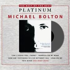 Michael Bolton Greatest Hits 1985-1995 CD 17 Track Austrian Columbia 1995